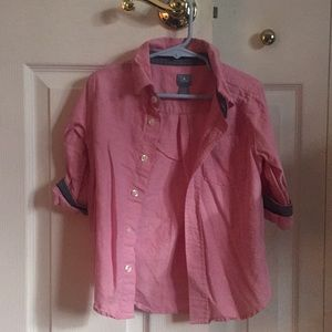 7 Boy's size 4 button down shirts!